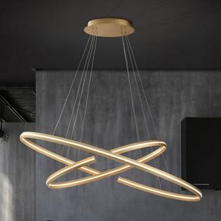 LED Pendant Lamp Elipse (103W)