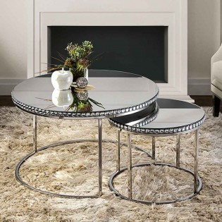 Nest Coffee Table Dualis (81x81)