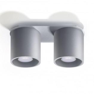 Ceiling Flush Light Orbis (2 Lights)