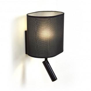 Wall Lamp with LED Reader Oita (3W)