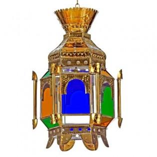 Granada Lantern Alhamar Gold