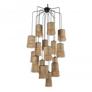 Pendant Lamp Formentera (16 lumieres)
