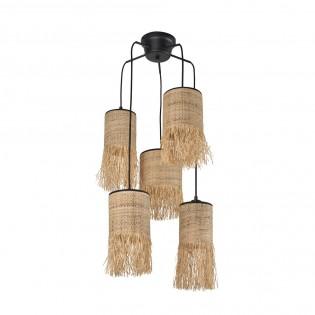 Pendant Lamp Formentera (5 lumieres)