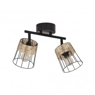 Ceiling Track Light Indah (2 Lights)