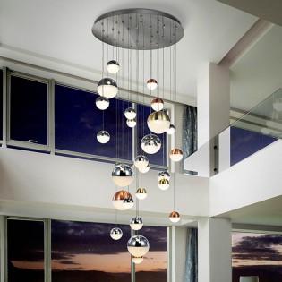 Ceiling Lamp LED Sphere (147,60W)