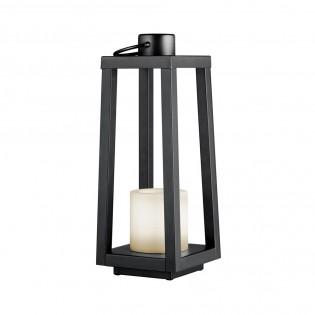 Lámpara de mesa LED efecto vela Loja