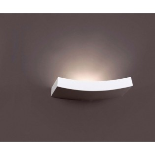 Wall light of gypsum EACO-3