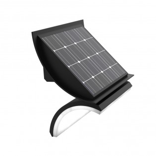 LED Wall Lamp with solar panel Vinka (5W)