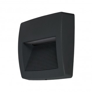Outdoor LED Wall Lamp Storm (3W)