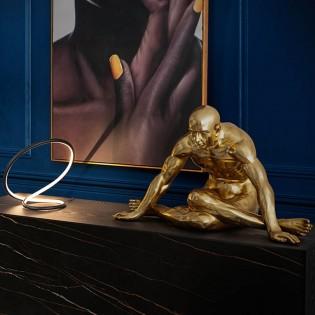 Decorative figurine Yoga
