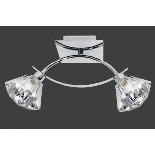 Ceiling Flush Light LUX (2 lights)