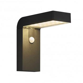 Outdoor Solar LED Wall Lamp with sensor Alya (5W)