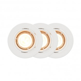 LED Recessed Light Carina Smart 3-Kit (4W)