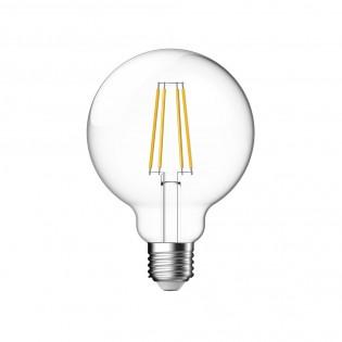 LED Bulb E27 G95 Clear Smart (4.7W)