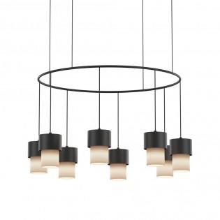 Ceiling Lamp Kan Chandelier (8 lights)