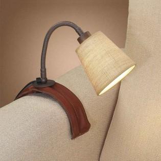 Sofa lamp