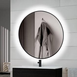 Mirror with LED light Sharon (80 cm.)