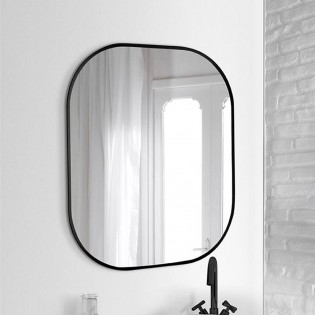 Mirror with LED light Sharon