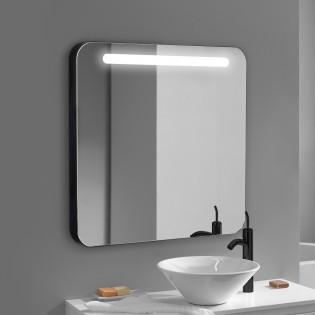 Mirror with LED light Zoe