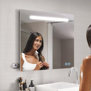 Mirror with LED light Lina USB (50x70 cm.)