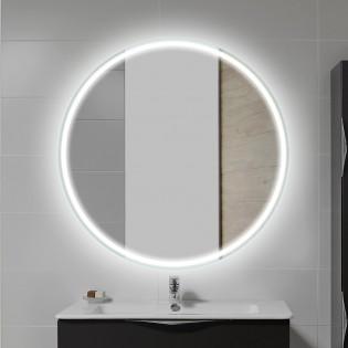 Mirror with LED light Uma (90 cm.)