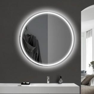 Mirror with LED light Uma (75 cm.)