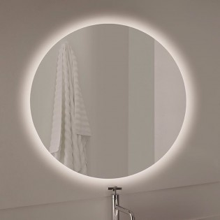 Mirror with LED light Dara (75 cm.)