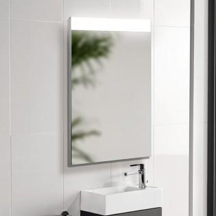 Espejo con luz LED Deva (41x70 cm.)
