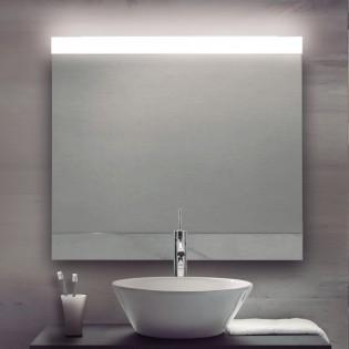 Mirror with LED light Deva