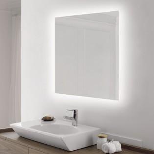 Mirror with LED light Dalma