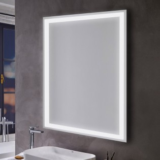 Mirror with LED light Ada