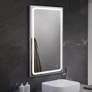 Mirror with LED light Mia (45x80 cm.)