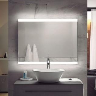 Mirror with LED light Emma