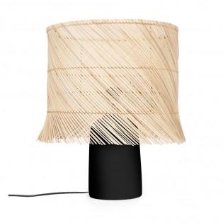 Table Lamp Rattan