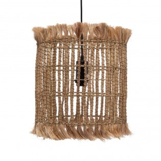 Ceiling Lamp Abaca Bird Cage
