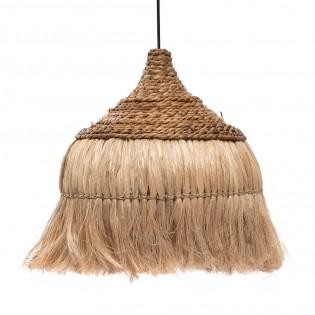 Pendant Lamp Abaca Hoola Natural