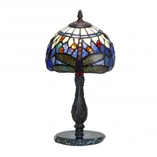Lámpara de mesa Belle Epoque cristal Tiffany II