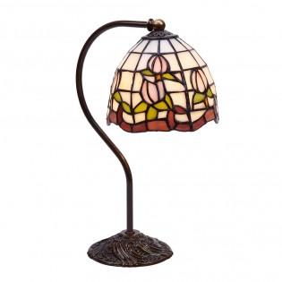 Lámpara de mesa Tiffany Mini