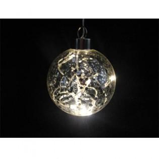 Glass ball light LED transparent