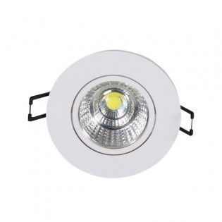 Recessed light with built-in LED 4W