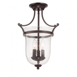 Candle Shade Chandelier Trudy