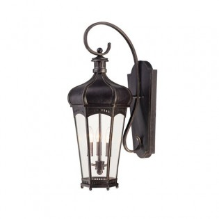 Wall light Lantern Champlain