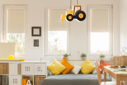 LIGHT KIDS' BEDROOM?