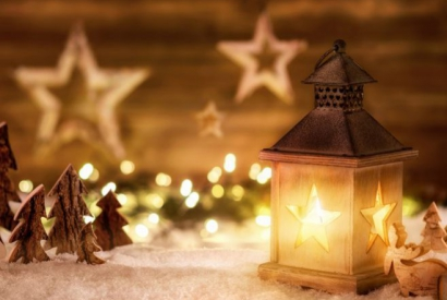 CHRISTMAS LAMPS - CHRISTMAS DECORATION